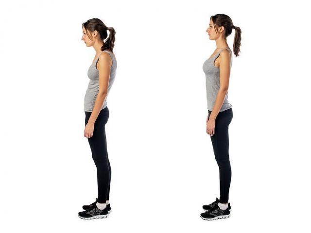 Những tư thế sai khi đứng và ngồi rất hại sức khỏe và khiến bạn trông già hơn - Ảnh 4.