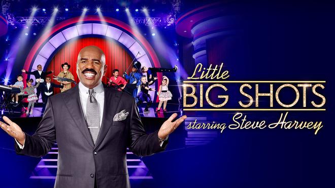 Lại Văn Sâm - Steve Harvey: Những bí mật thú vị của MC Little big shots - Ảnh 4.
