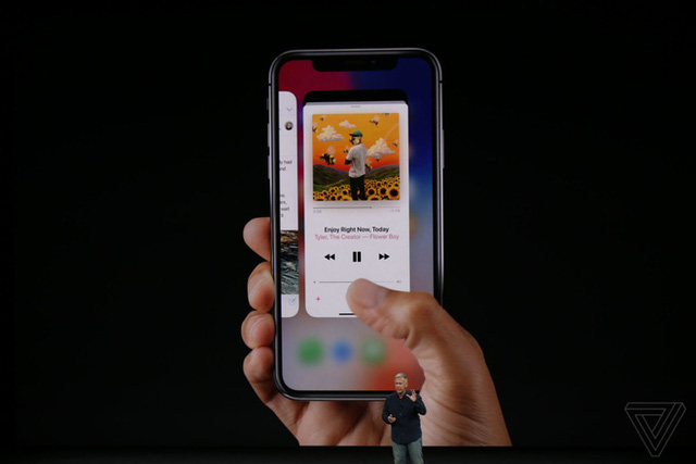 Đây là iPhone X: Giá từ 1000 USD, thiết kế toàn màn hình, loại bỏ nút Home và Touch ID, nhận diện khuôn mặt Face ID, màn hình Super Retina Display - Ảnh 5.