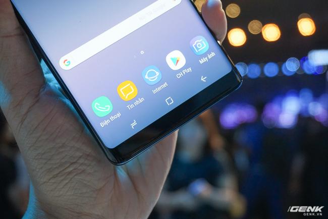 Samsung Galaxy Note8 chính thức ra mắt tại Việt Nam: Thiết kế ấn tượng, camera kép xóa phông chủ động, giá 22,5 triệu - Ảnh 5.