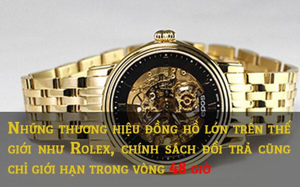 """Sự thật về vụ việc mua đồng hồ 56 triệu """"chưa dùng"""" đã hỏng - Ảnh 5."""