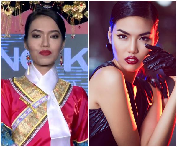 Xuất hiện Lan Khuê phiên bản lỗi tại Miss Grand International 2017 - Ảnh 6.