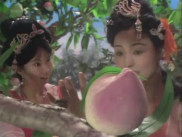 Sự thật về quả đào tiên và quả nhân sâm nghìn năm ra hoa, nghìn năm kết trái trong phim Tây Du Ký 1986 - Ảnh 5.