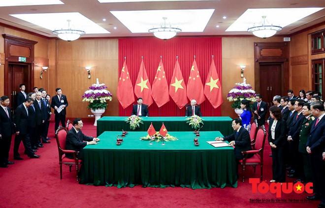 Việt Nam – Trung Quốc ký kết bản ghi nhớ về hợp tác công nghiệp văn hóa - ảnh 5
