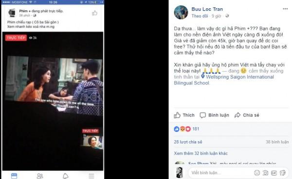 Diễm My 9x (Cô Ba Sài Gòn) đanh thép: Không nên cổ xúy livestream phim rạp, đây là hành động đáng bị xã hội lên án - Ảnh 5.