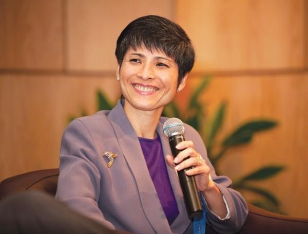 Nữ kỹ sư gốc Việt rạng danh trên đất Mỹ: Tất cả những gì tôi mong muốn là đất nước trở nên tốt đẹp hơn - Ảnh 5.