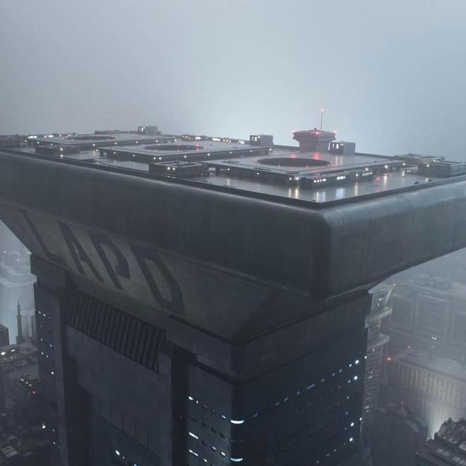Thật khó tin nhưng phần lớn bối cảnh trong Blade Runner 2049 đều được làm thủ công - Ảnh 5.