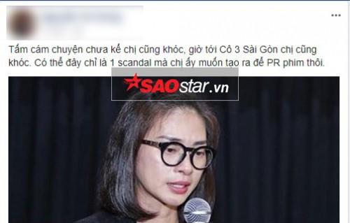 Đối tượng livestream phim Cô Ba Sài Gòn cho rằng mình bị lợi dụng để PR? - Ảnh 5.
