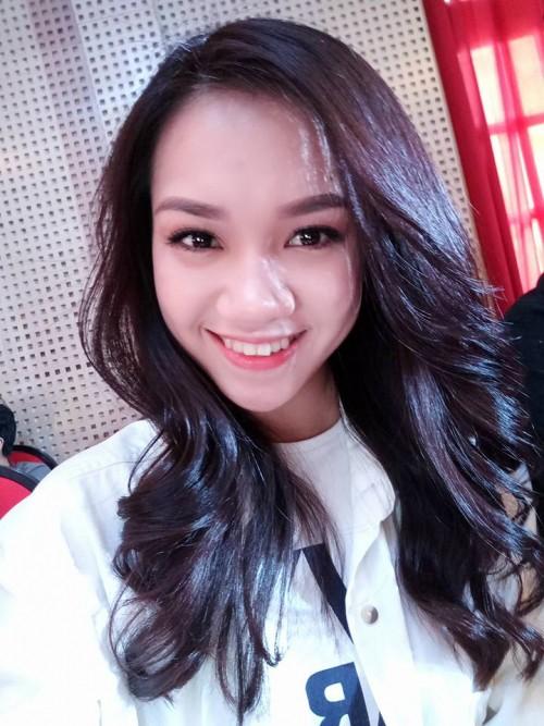 Nhan sắc xinh đẹp của nữ sinh Việt tham gia cuộc thi Hoa khôi các trường Đại Học Thế giới - Ảnh 5.