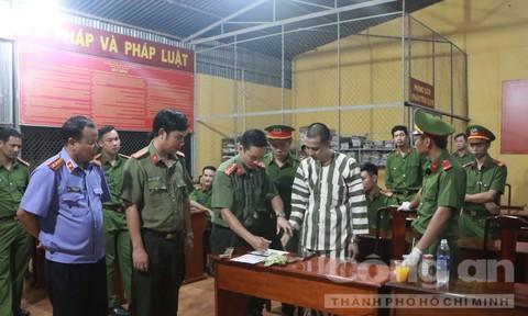 Chùm ảnh: Bữa ăn cuối cùng của tử tù Nguyễn Hải Dương - Ảnh 6.