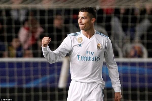 Ronaldo: Thiên tài ở Champions League và 'gã học việc' tại La Liga - Ảnh 5.
