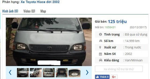 Dưới 140 triệu đồng, mua được ô tô cũ chính hãng nào? - Ảnh 5.