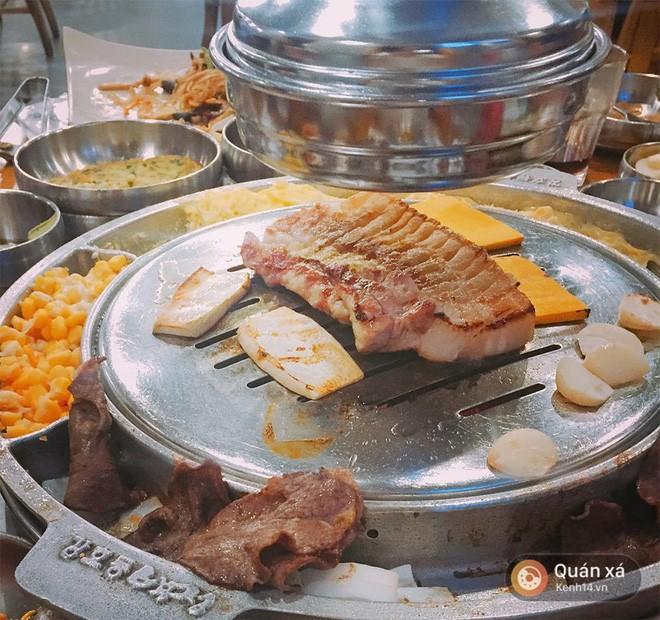 4 địa chỉ nướng Hàn Quốc ở Hà Nội mà các tín đồ ăn uống nhất định nên thử 1 lần - Ảnh 5.