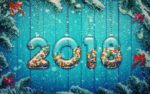 Ảnh đẹp và lời chúc mừng năm mới 2018 hay, ngắn gọn hài hước, ý nghĩa nhất - Ảnh 5.