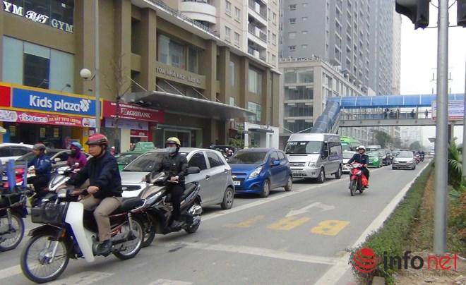 Tại sao CSGT chưa xử lý người chặn đường xe buýt nhanh BRT? - Ảnh 6.