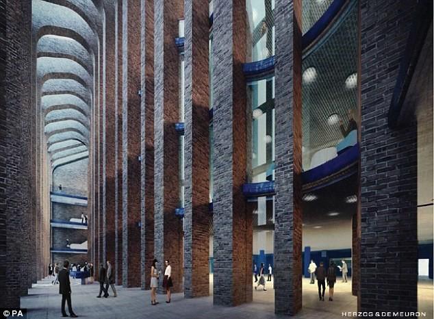 Chelsea chi 500 triệu bảng cải tạo Stamford Bridge - Ảnh 6.