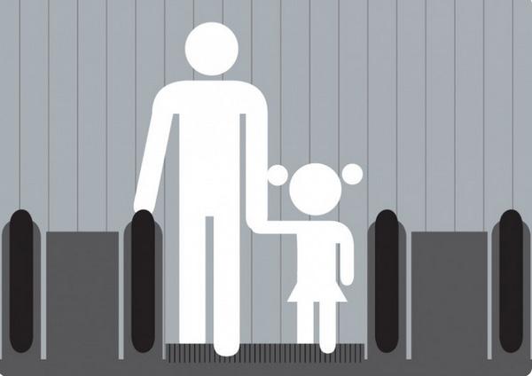 Nguyên nhân thang cuốn đổi chiều và cách đi thang an toàn bạn cần nhớ ngay - Ảnh 6.