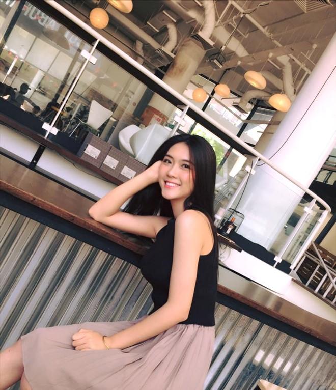 Fan nữ Sông Lam Nghệ An dự thi Hoa hậu Sắc đẹp Châu Á 2017 - Ảnh 6.