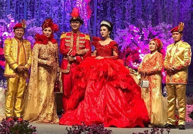 Cô dâu sở hữu bộ váy cưới nhiều like nhất Instagram - Ảnh 6.
