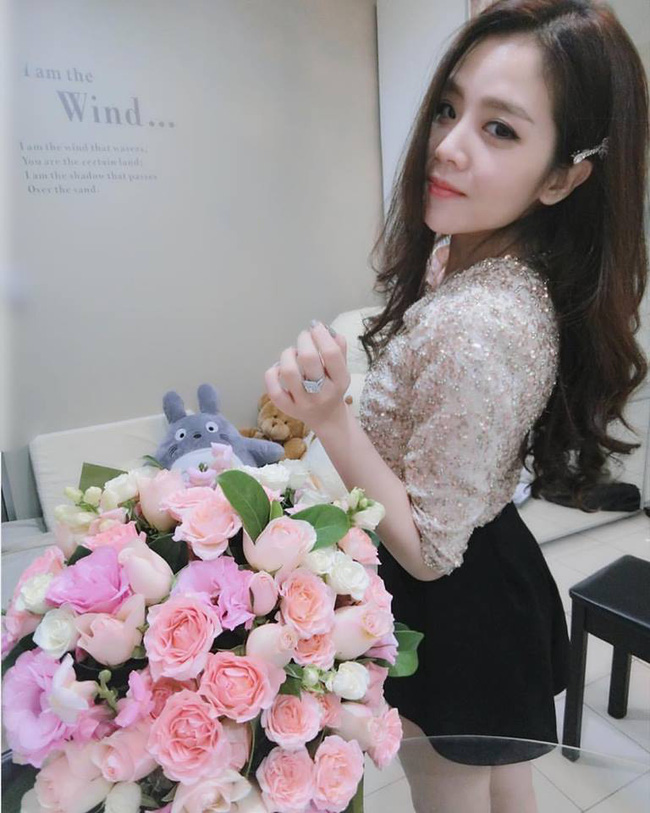 Vẻ đẹp trời phú của những  ái nữ nhà đại gia Việt  - Ảnh 6