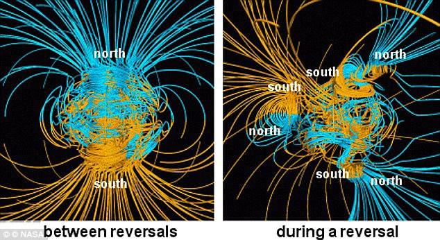 Phát hiện ống dung nham khổng lồ trong lòng đất, có thể gây đảo cực từ trường Trái Đất - Ảnh 2.