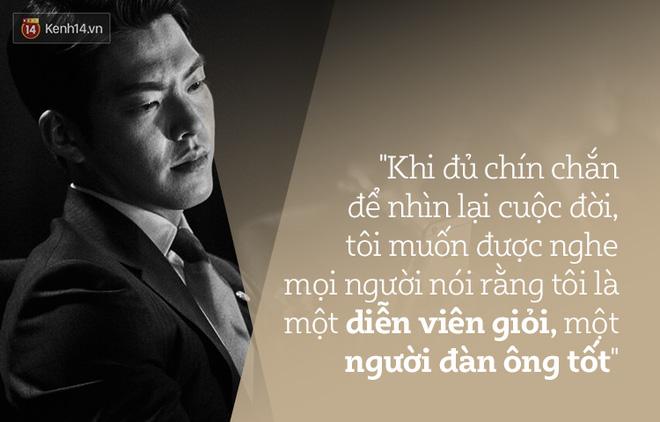Kim Woo Bin - Gã đàn ông gần 30 năm sống không phí một giây, lúc đau đớn nhất vì bệnh tật vẫn khăng khăng vì người khác - Ảnh 6