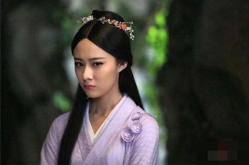 Nhan sắc xinh đẹp của ác nữ chuyên hãm hại Triệu Lệ Dĩnh trong Sở Kiều truyện - Ảnh 6.