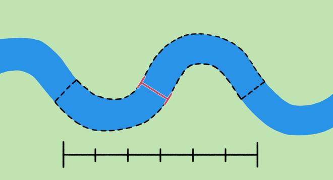 Đây là lý do thực sự vì sao những con sông không bao giờ chảy theo đường thẳng - Ảnh 5.