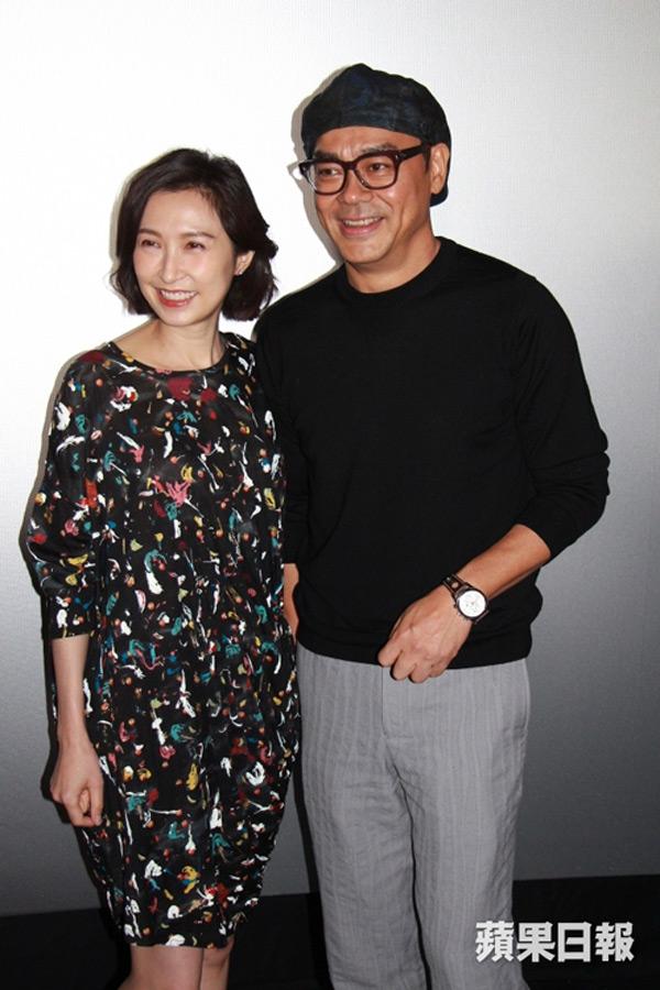 19 năm bên nhau không con cái, vợ chồng Hoa hậu Hongkong vẫn tình cảm mặn nồng - Ảnh 2.