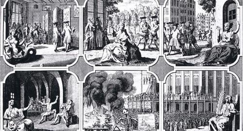Cơn bão kỳ lạ phá tan tành cả một thành phố năm 1674 - Ảnh 5.