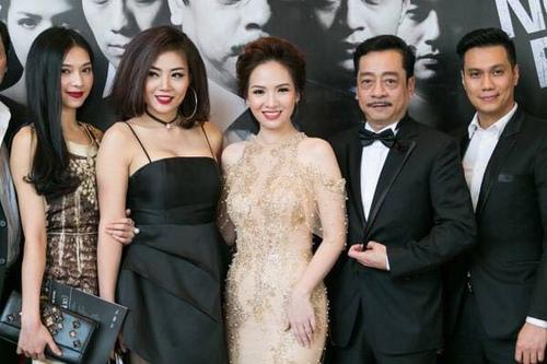 Đời thực khác xa trên phim của cặp vợ chồng Phan Hương - Khải Sở Khanh trong Người phán xử - Ảnh 6.
