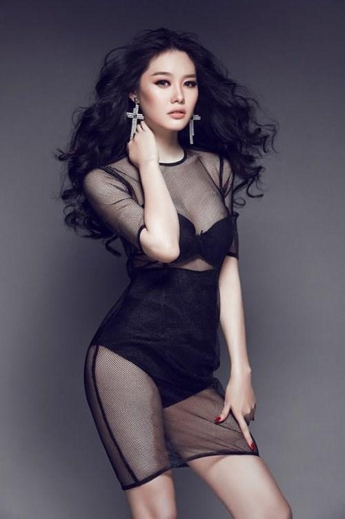 Sau một thời gian bị chê kém sắc, Linh Chi gây bất ngờ với dung nhan khác lạ - Ảnh 6.
