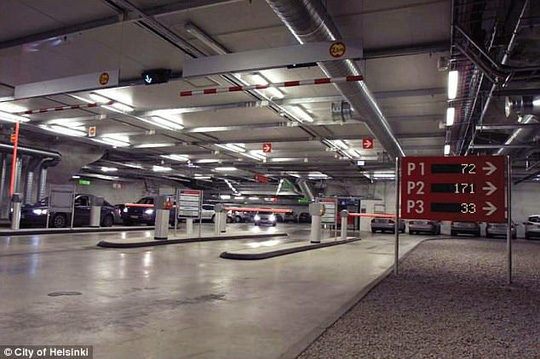 Đề phòng Nga, Phần Lan nâng cấp đường hầm bên dưới thủ đô - ảnh 6