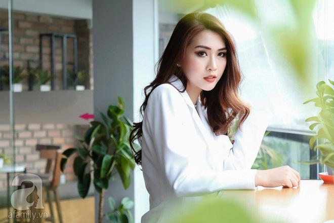 Hoa hậu Tường Linh: Mỗi ngày ngủ được 2 tiếng, nói thí sinh The Face như hot girl kem trộn là thiếu công bằng! - Ảnh 6.