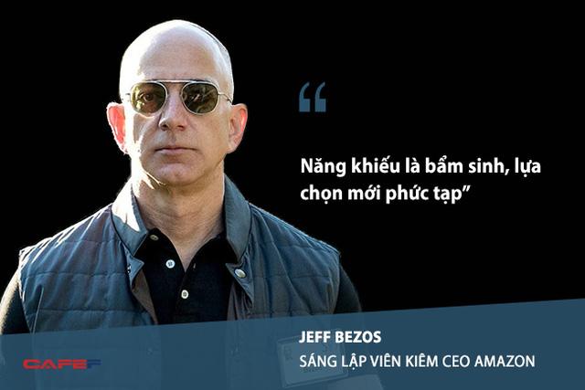 Những câu nói nổi tiếng làm nên thương hiệu ông chủ Amazon của Jeff Bezos - Ảnh 6.
