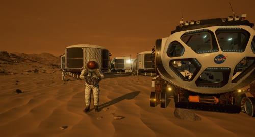 Trải nghiệm sinh động cuộc đổ bộ Sao Hỏa năm 2030 - Ảnh 5.