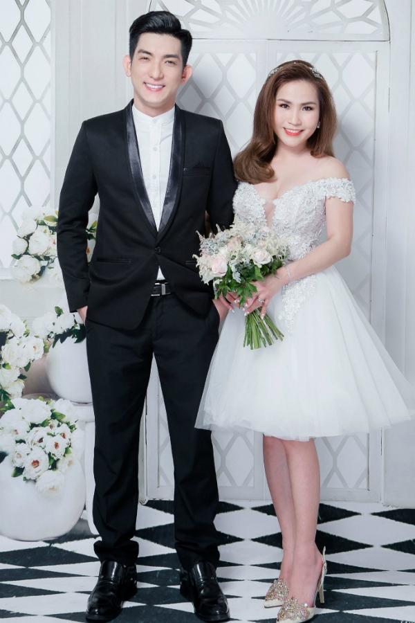 Chồng cũ Phi Thanh Vân khoe tiệc cưới 2 tỷ đồng khi lấy vợ lần 3 - Ảnh 6.