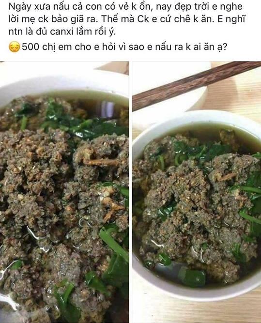 Chồng thèm ăn canh cá rô nấu rau cải, vợ tức tốc nấu như này, bạn có dám ăn không? - Ảnh 6.