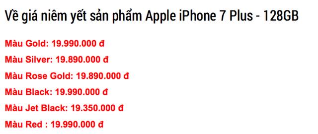 Ế ẩm, các đại lý đồng loạt giảm giá mạnh iPhone 7 đen bóng trước thềm iPhone 8 ra mắt - Ảnh 6.