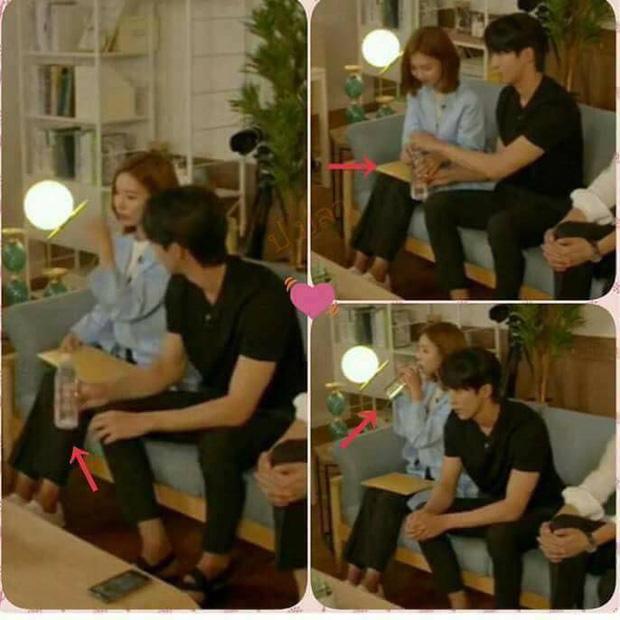 Sự thật đằng sau loạt ảnh Nam Joo Hyuk o bế mỹ nhân mặt đơ, bơ đẹp bạn gái cũ Lee Sung Kyung - Ảnh 6.