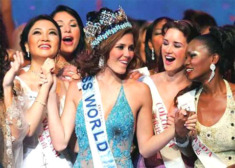 Thi Miss World: Đàn chị 1m8 vẫn trắng tay, Mỹ Linh bé nhỏ liệu có làm nên chuyện? - Ảnh 6.