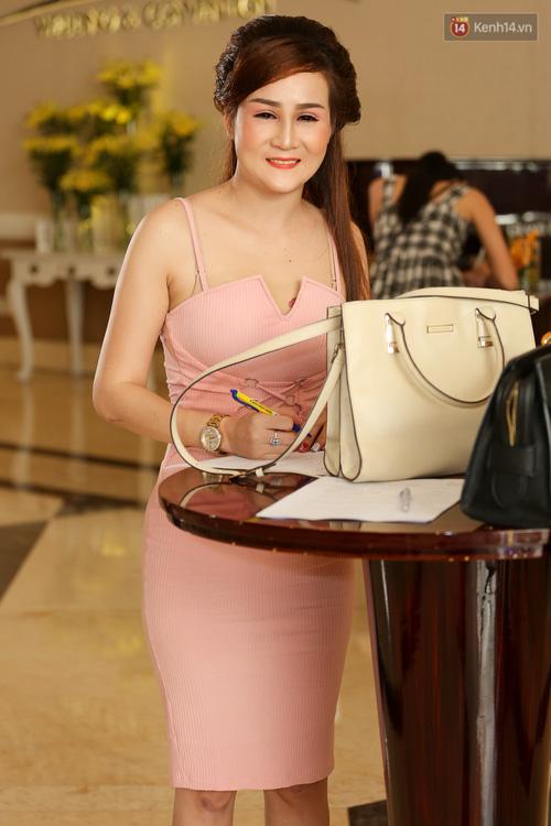 Ngỡ ngàng trước nhan sắc của nhiều thí sinh tham gia Hoa hậu Hoàn vũ miền Nam - Ảnh 6.