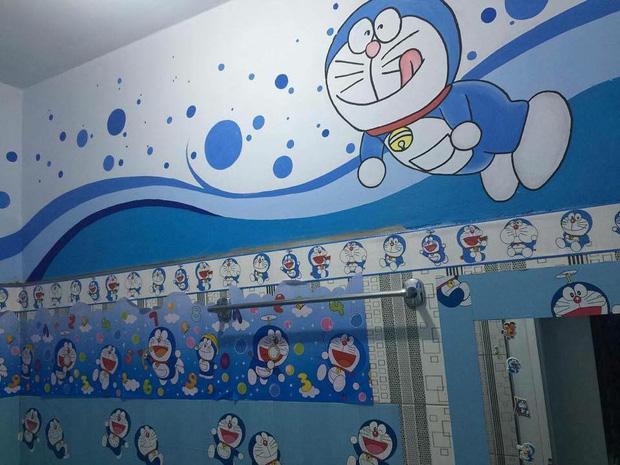 Đây là căn nhà khi hai vợ chồng đều là fan cuồng của mèo ú Doraemon cùng về sống chung! - Ảnh 6.