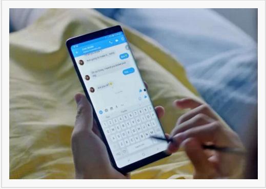 12 điểm chứng minh Galaxy Note8 sẽ đánh bại iPhone X - Ảnh 5.