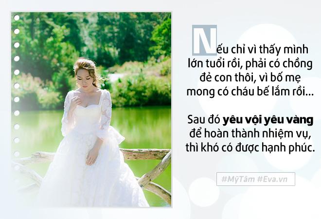 Gần 35-40 tuổi, loạt sao Việt vẫn lười lấy chồng và lời biện minh ai nghe cũng gật gù - ảnh 6