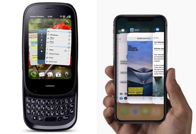 iPhone X đã học tập những tính năng gì từ một chiếc điện thoại ra đời năm 2009? - Ảnh 6.