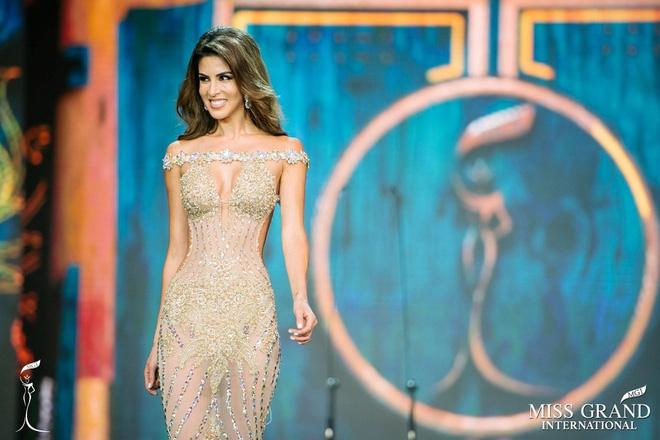 Maria Jose Lora - cái tên được nhắc đến nhiều nhất sau đêm chung kết Miss Grand International 2017 - Ảnh 7.