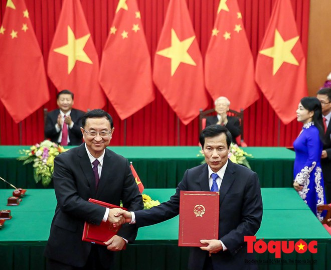 Việt Nam – Trung Quốc ký kết bản ghi nhớ về hợp tác công nghiệp văn hóa - ảnh 6