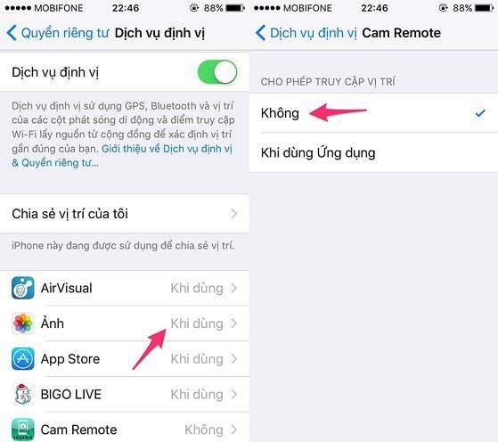 6 mẹo giảm hao pin trên iOS 11 có thể bạn chưa biết - Ảnh 6.