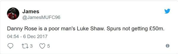 'Luke Shaw hay thế này thì cần gì mua Danny Rose nữa' - Ảnh 5.